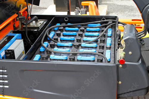 Forklift batteries - 77797252