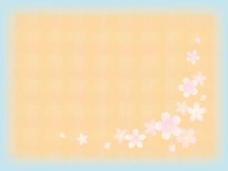 テキスタイル 桜3