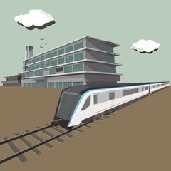 Train City Transportation