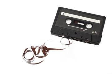 reel of audio cassette