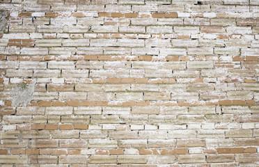 Horizontal dirty Bricks