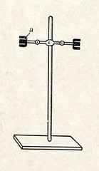 Buret stand