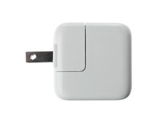 white adapter