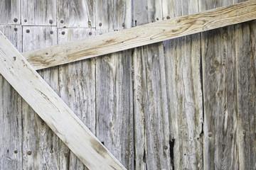 Door plank