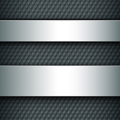Abstract background elegant silver grey