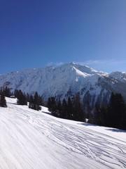 Winter in Bergün