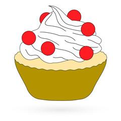 Icon cake. Raster 1