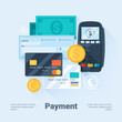 Payment Methods Concept - 77803637