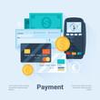 Payment Methods Concept - 77803637