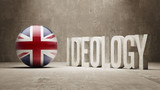 United Kingdom. Ideology  Concept. poster
