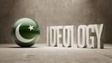Pakistan. Ideology  Concept. poster