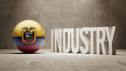 Ecuador. Industry Concept.