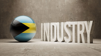 Bahamas. Industry Concept.