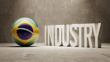 Brazil. Industry Concept.