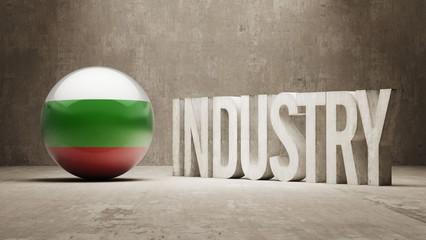 Bulgaria. Industry Concept.