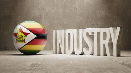 Zimbabwe. Industry Concept.