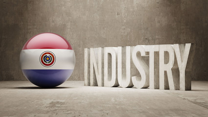 Paraguay. Industry Concept.