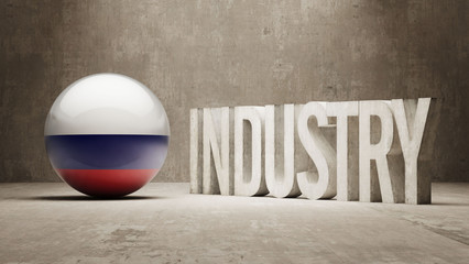 Russia. Industry Concept.
