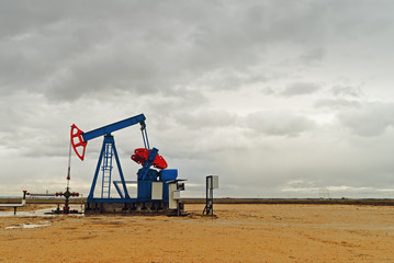 Pumpjack Oil Pump