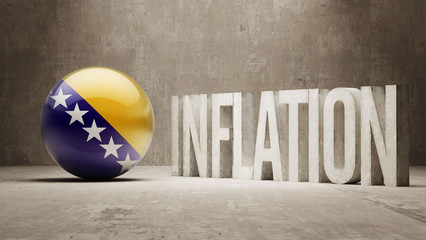 Bosnia and Herzegovina. Inflation Concept.