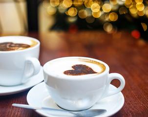 Christmas mood and some coffee