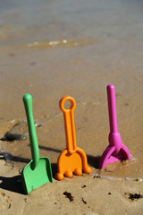 Beach Shovels