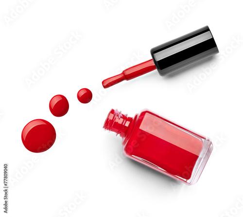 nail polish finger make up beauty cosmetic - 77809040