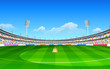 Stadium of cricket - 77810263