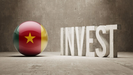 Cameroon. Invest Concept.
