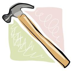 sketchy hammer