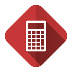 calculator flat icon