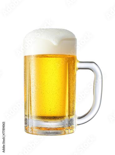 Fotobehang Bier ビール