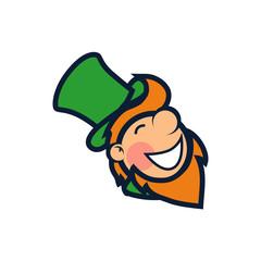 Cheerful Leprechaun