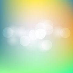 Nature sunny abstract background