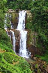 Водопад Рамбода, Шри-Ланка