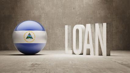 Nicaragua. Loan Concept.