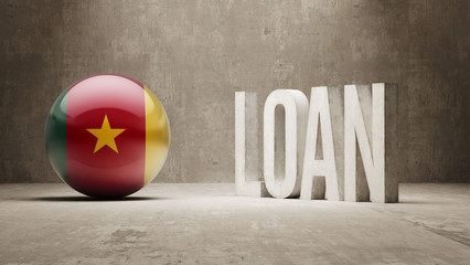 Cameroon. Loan Concept.
