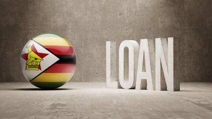 Zimbabwe. Loan Concept.