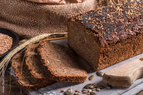 homemade whole wheat bread - 77819200