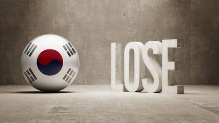 South Korea. Lose Concept.