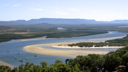 Endeavour River, Cooktown, Queensland, Australia