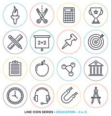 Teaching symbols & educational equipments