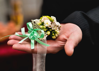 flower, floral decoration