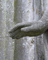 steinerne Hand