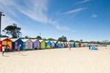 Famous landmark in Brighton Melbourne Australia