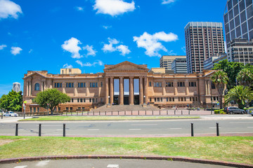 Public library of new south wales in Sydney, Australia.