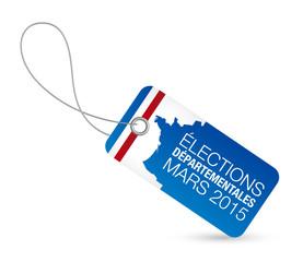 Etiquette votante
