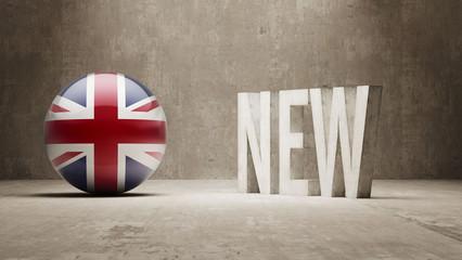 United Kingdom. New Concept.