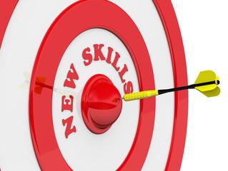 """Цель """"новые навыки (new skills)"""""""