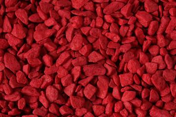 Rode steentjes